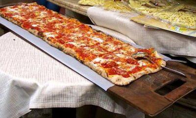 Festa dell'antica pizza Cilentana