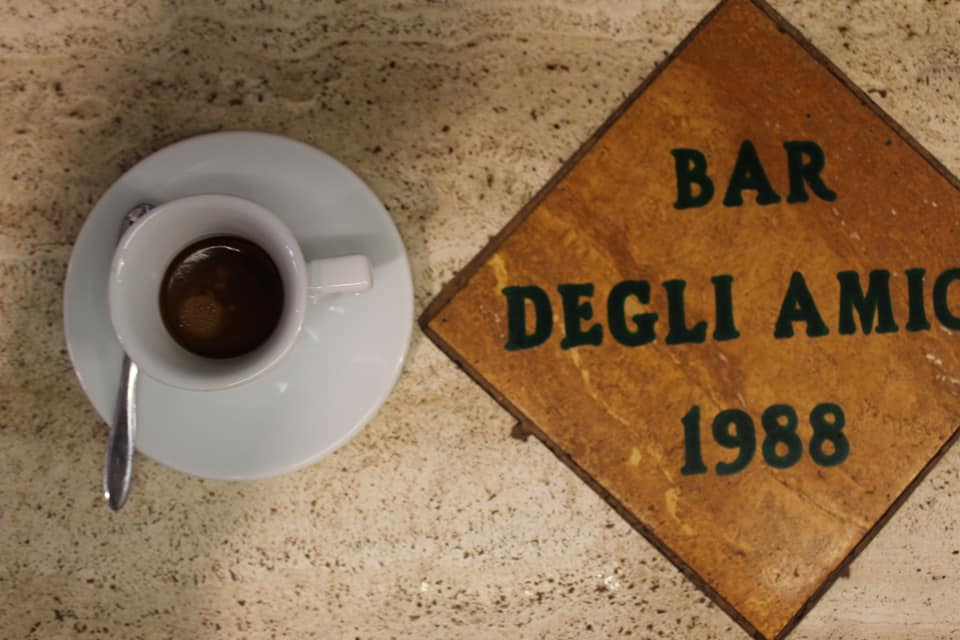 Bar Degli Amici-cilentohome.com